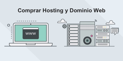 Cómo comprar un hosting con dominio