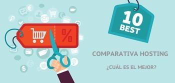 Comparativa de hosting