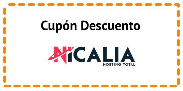 Código de promoción Nicalia