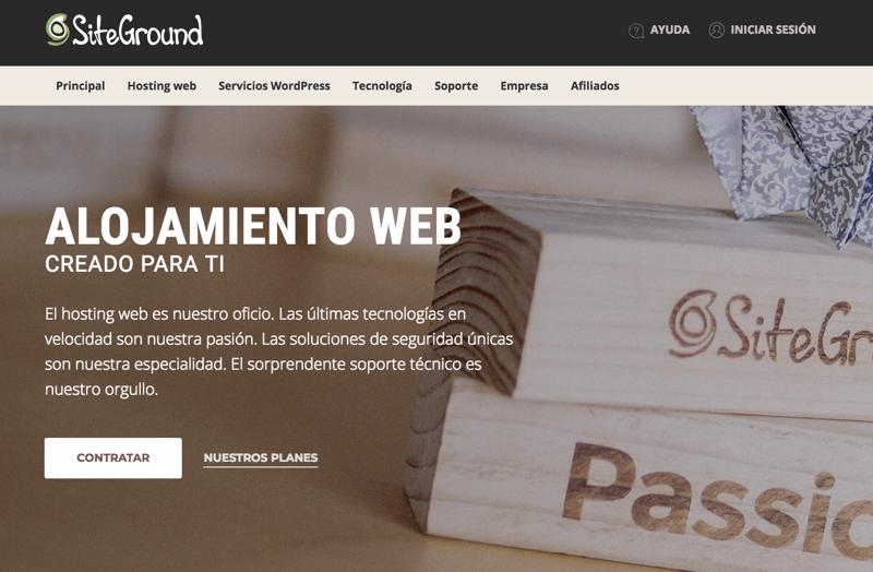 Siteground Mexico