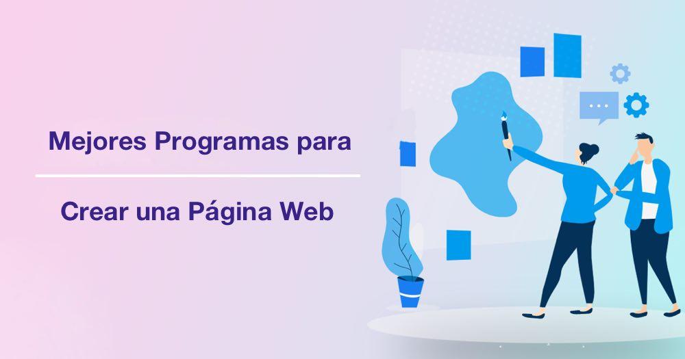Mejor programa para hacer pagina web